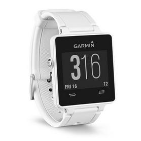 Фото 3 к товару Часы спортивные Garmin с датчиком сердечного ритма vivoactive white bundle