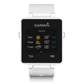 Фото 4 к товару Часы спортивные Garmin с датчиком сердечного ритма vivoactive white bundle