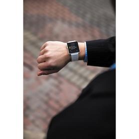Фото 6 к товару Часы спортивные Garmin с датчиком сердечного ритма vivoactive white bundle