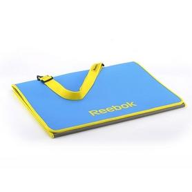 Коврик для фитнеса Reebok 6 мм синий