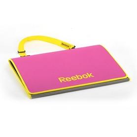 Коврик для фитнеса Reebok 6 мм розовый