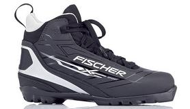 Ботинки для беговых лыж Fischer XC Sport 2015/2016 Black