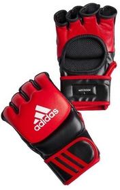 Перчатки тренировочные Adidas ММА/Combat красно-черные