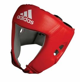 Шлем боксерский Adidas AIBA красный