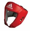Шлем боксерский Adidas AIBA красный - фото 1