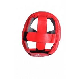 Фото 3 к товару Шлем боксерский Adidas AIBA красный