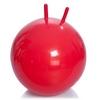 Мяч для фитнеса (фитбол) с рожками 65 см Profiball красный - фото 1