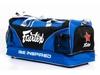 Сумка спортивная Twins BAG-2 синяя - фото 1