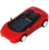 Машинка на солнечной батарее Solar Ламборджини красная - фото 1
