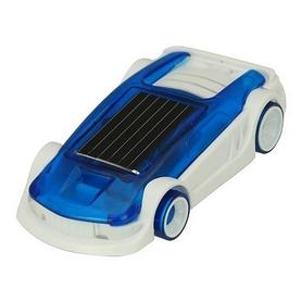 Машинка-гибрид на солнечной батарее Solar Salt Water Hybrid