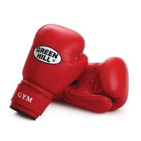 Перчатки боксерские Green Hill Gym красные