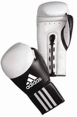 Перчатки боксерские Adidas Hi-Tec