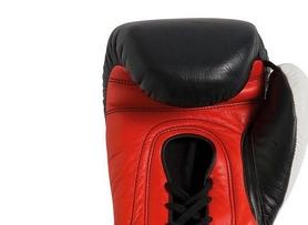 Фото 3 к товару Перчатки боксерские Adidas Dinamic