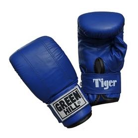 Перчатки снарядные Green Hill Tiger синие - L
