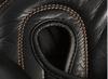 Перчатки боксерские Adidas Adistar черно-золотые - фото 4