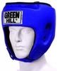 Шлем боксерский Green Hill Special синий - фото 1