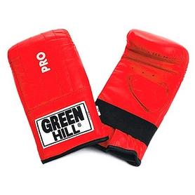 Фото 2 к товару Перчатки снарядные Green Hill PRO красные