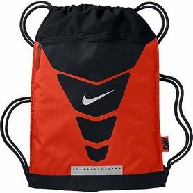 Рюкзак спортивный Nike Vapor Gymsack красно-черный