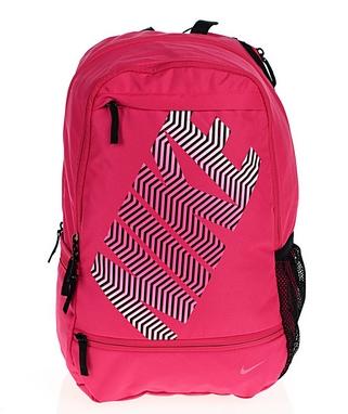 Рюкзак городской Nike Classic Line розовый