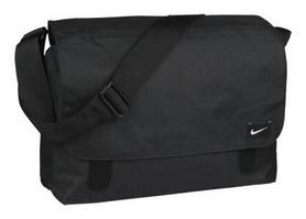 Фото 1 к товару Сумка городская Nike Fundamentals Blocked Msng Black