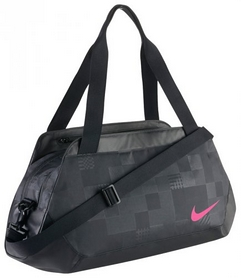 Фото 1 к товару Сумка спортивная женская Nike Legend Club M Black