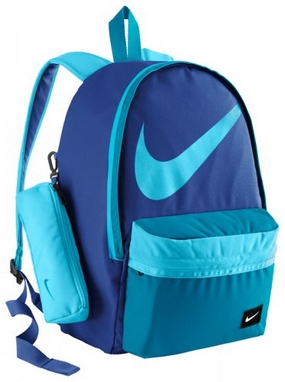 Рюкзак городской Nike Young Athletes Halfday Bt Blue