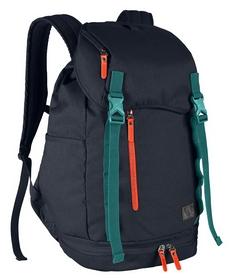 Рюкзак городской Nike Net Skills Rucksack 2.0 черно-зеленый