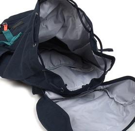 Фото 4 к товару Рюкзак городской Nike Net Skills Rucksack 2.0 черно-зеленый