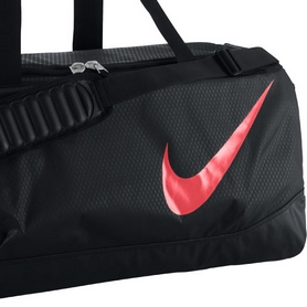 Фото 4 к товару Сумка спортивная Nike Court Tech Duffle черно-розовая