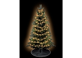Фото 3 к товару Гирлянда статическая желтая Triumph Tree 14,3 м