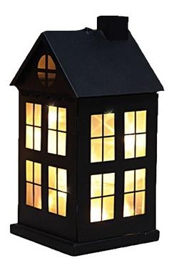 Украшение декоративное Luca Lighting Домик черный