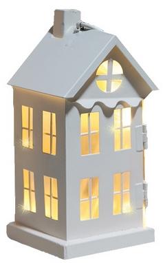 Украшение декоративное Luca Lighting Домик белый