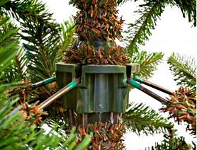 Фото 4 к товару Ель TriumphTree Sherwood de Luxe 3,65 м зеленая