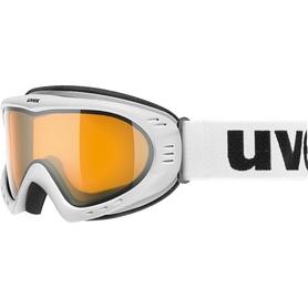 Маска горнолыжная Uvex cevron белая