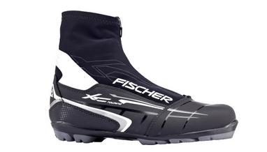 Ботинки для беговых лыж Fischer XC Touring 2014/2015 black