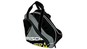 Фото 1 к товару Сумка для ботинок Fischer Skibootbag Alpine Race 2014/2015 black