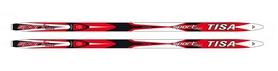 Фото 1 к товару Лыжи беговые Tisa Sport Wax 2014/2015 red