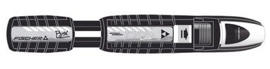Крепления для беговых лыж Fischer BCX Auto 2014/2015 black