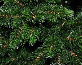 Фото 3 к товару Сосна с инеем TriumphTree Forest Frosted 1,85 м