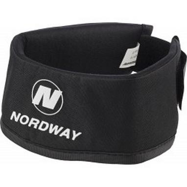 Защита шеи взрослая Nordway Hockey neck protector черная