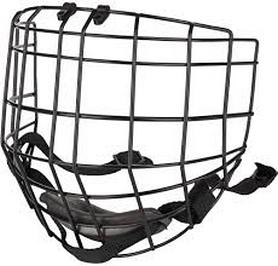 Фото 1 к товару Маска для шлема Nordway Hockey cage черный