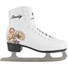 Коньки фигурные женские Nordway EMILY Figure ice skates белые - фото 1