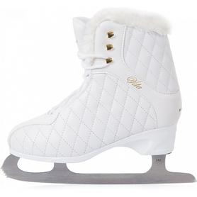 Коньки фигурные женские Nordway VITA Women's fitness ice skates белые