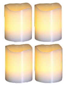 Комплект из 4-х свечей декоративных Luca Lighting