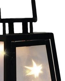 Фото 2 к товару Фонарь декоративный Luca Lighting 14х14х25 см