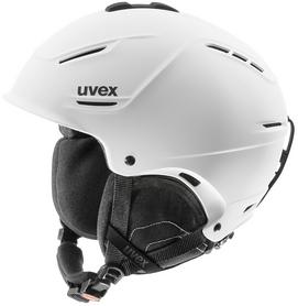 Фото 1 к товару Шлем горнолыжный Uvex plus Helmet белый матовый