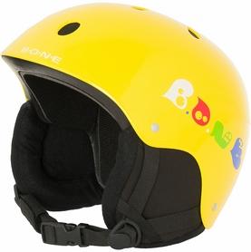 Шлем горнолыжный детский B.O.N.E. HIKER Ski helmet kids желтый