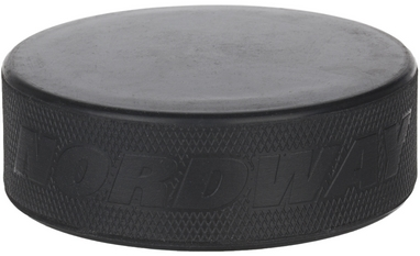 Шайба Nordway Hockey puck черная