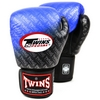 Перчатки боксерские Twins FBGLL-TW1-BU синие - фото 5