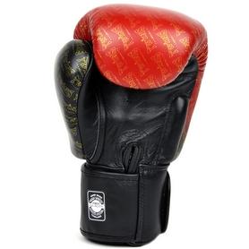 Фото 3 к товару Перчатки боксерские Twins FBGLL-TW1-RD красные